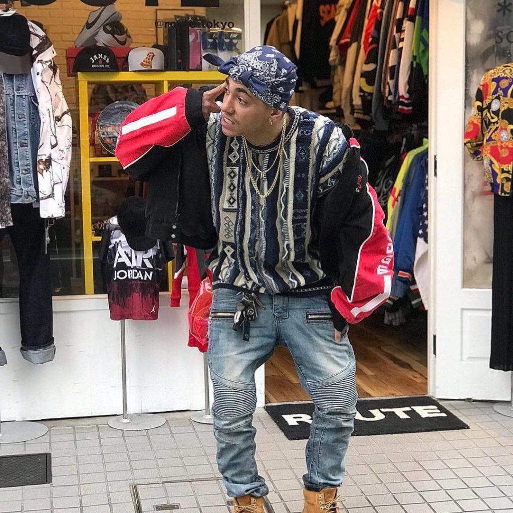 RYKEYのファッション