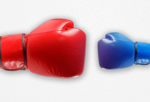 ボクシンググローブ