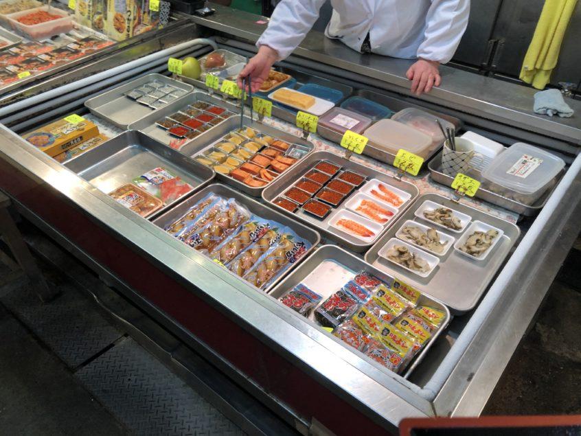 魚菜センターの様子